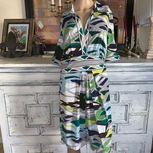 Bcbgmaxazria stretchy dress